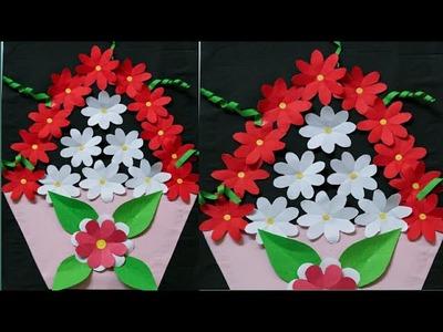 Crafts diy walll hanging paper flower wall hanging wall diy walll hanging paper flower wall hanging wall mightylinksfo