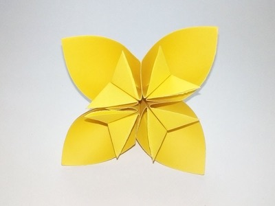 Kusudama How To Make An Origami Flower Easy DIY Paper Crafts