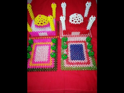 How to make beaded taj mahal part 1