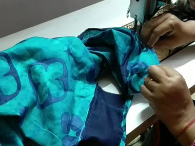 How To Stich A Kurti. Suit. Kameej step by step