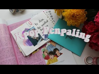 Kpop Penpaling | How to Make a Small Package