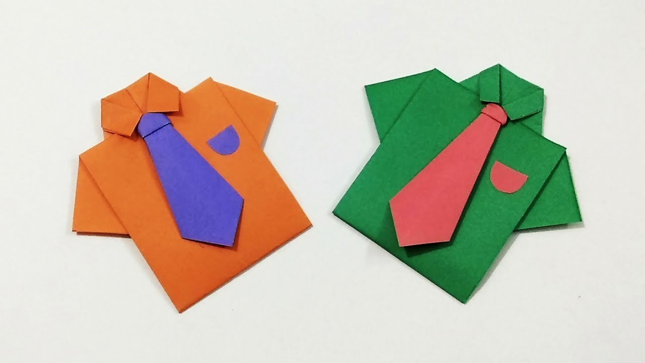 how to make t shirt origami