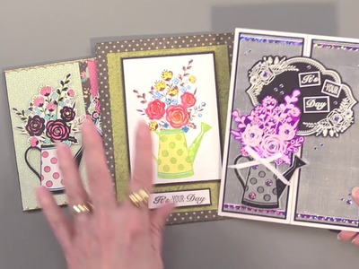 Special Edition: Creative Corners & Floral Doodles - Paper Wishes Weekly Webisodes