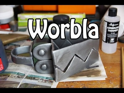 .Tutorial #22. How to work with Worbla