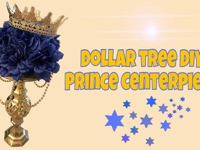 DOLLAR TREE DIY | Prince Centerpiece |