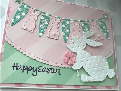 Easter Crafts Round 3.  Handmade Easter Cards & Tags