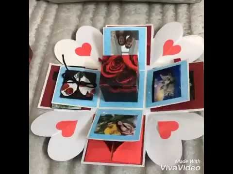 First Marriage Anniversary Gifts For Husband For Parents Handmade