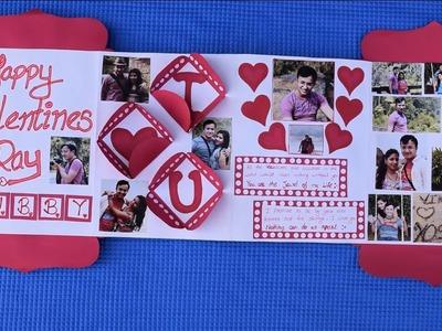 Handmade Card || Love Card ||Easy to make