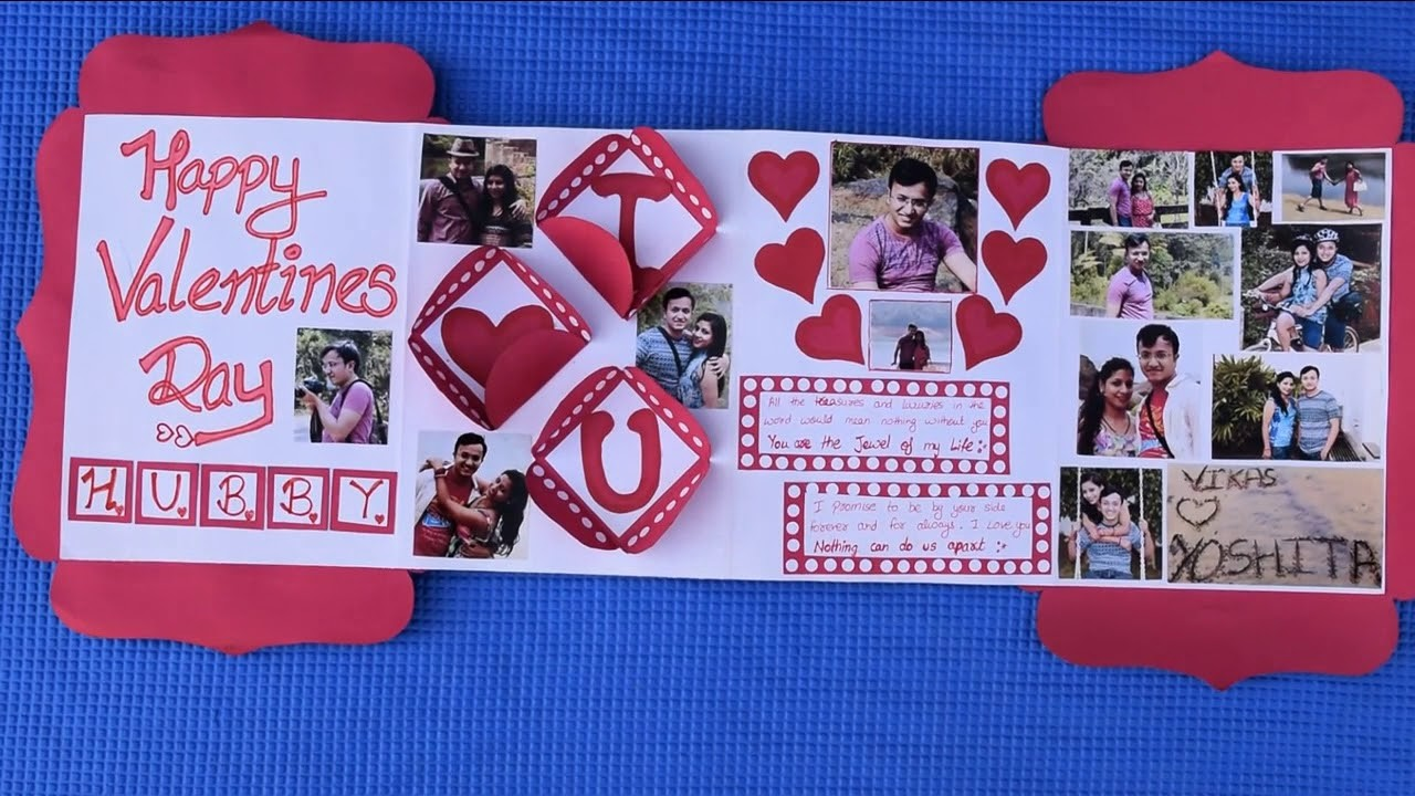 Handmade Card    Love Card   Easy to make