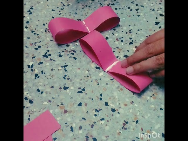 How to make a flower bow | DIY with NIDHI
