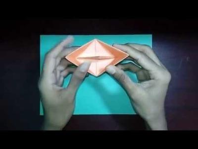 Paper Easy Origami Buddha Tutorial Easy Origami Buddha Tutorial