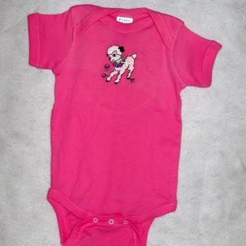 Onesie's        Pink