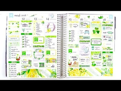 Plan with Me: Ft. Honeydew Paper Shop