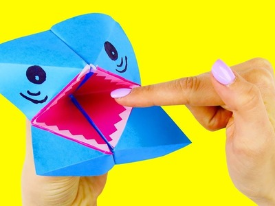 Shark Origami For Children Rainbow Coub Kids Toys Video For Babies