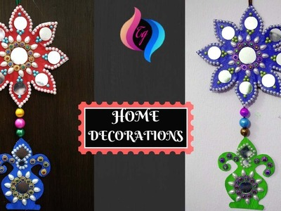 DIY - Home Decorations Ideas - How to Make Wall Decoration with Paper - Awesome DIY Paper Crafts
