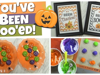 "How to ""BOO"" Neighbors & Friends 
