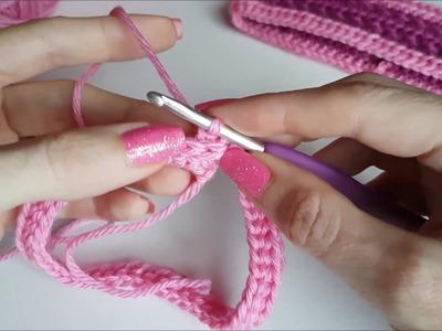 How To: Camel Stitch (Crochet)