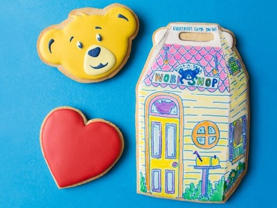 How To Decorate Build-A-Bear Cookies!