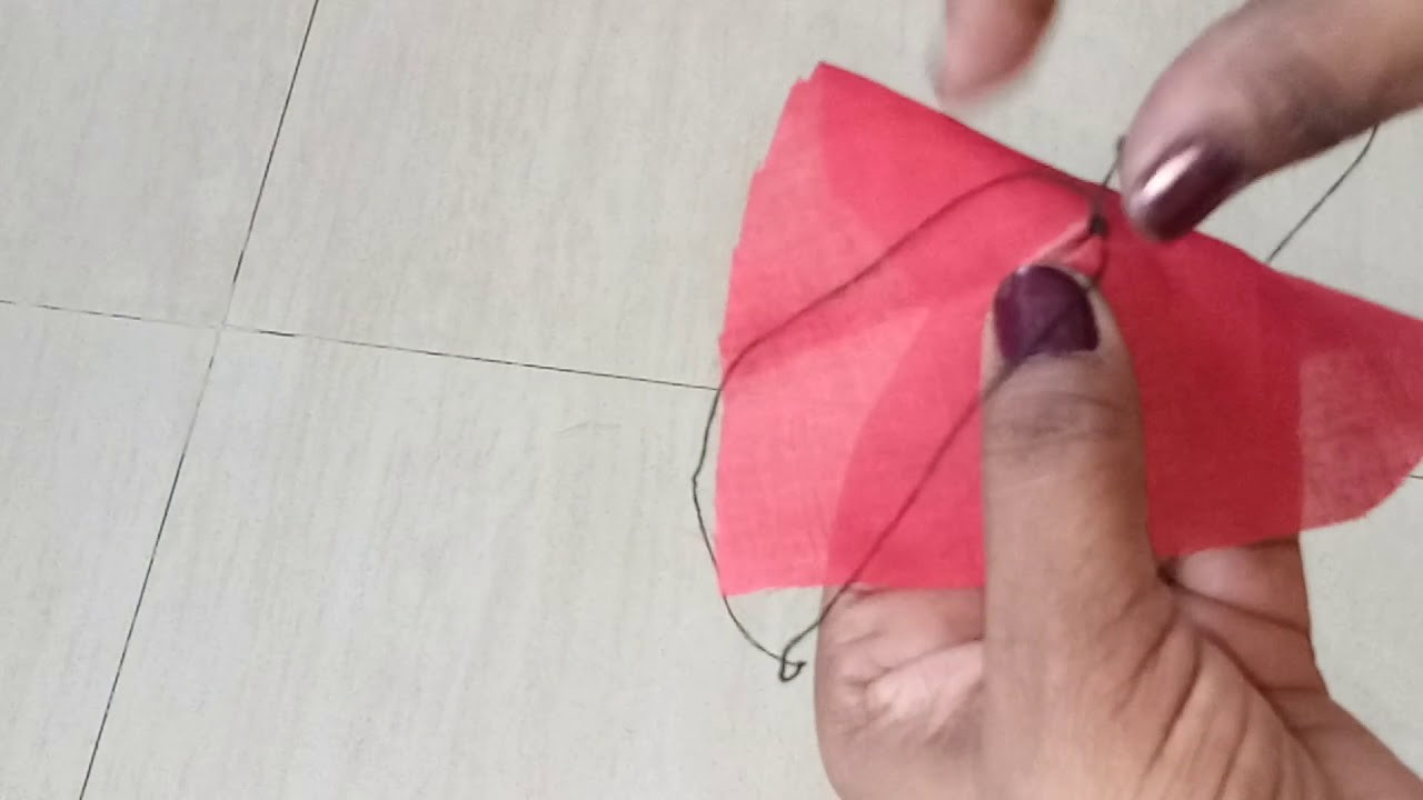 How To Make A Buttonhole Hand Stitch how to Sew a Buttonhole by Hand