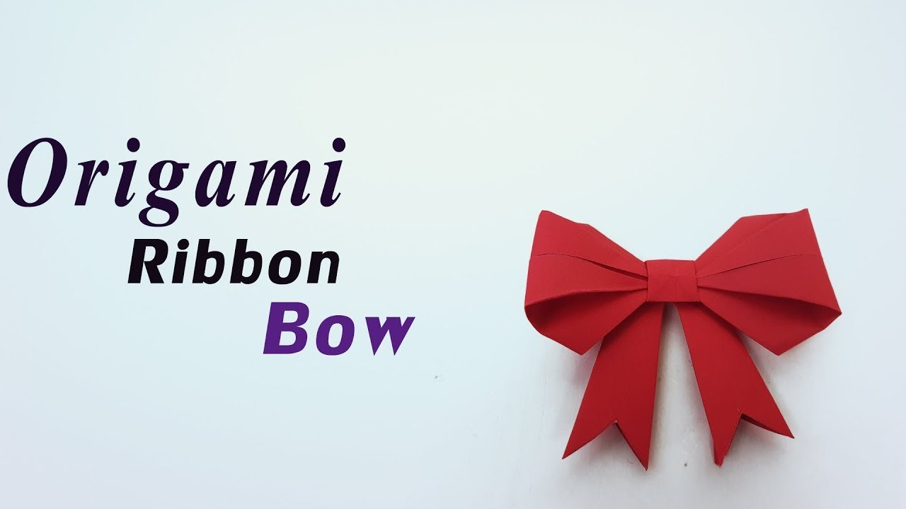 how to draw a ribbon for kids easy