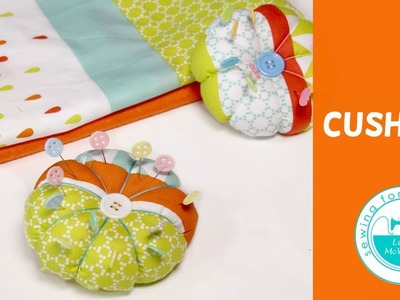 How to make an easy pin cushion