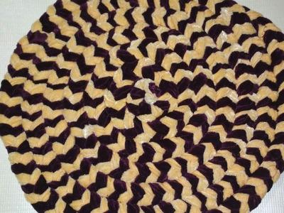 How to make doormat,floormate,rud .
