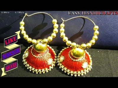 How To Make Jhumka