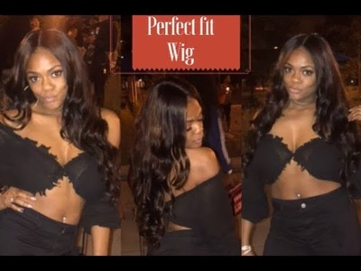 How to Make the perfect Fitting Wig | Yolissa Hair Co