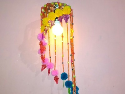 How to make wind chime from old CD .