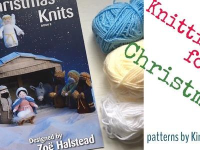 Nativity MARY. How to knit Mary Part 1   TeoMakes