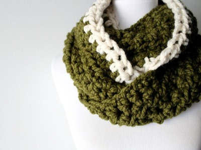 Scarf How To Knit A Cowl Circular Scarf Pattern 112by