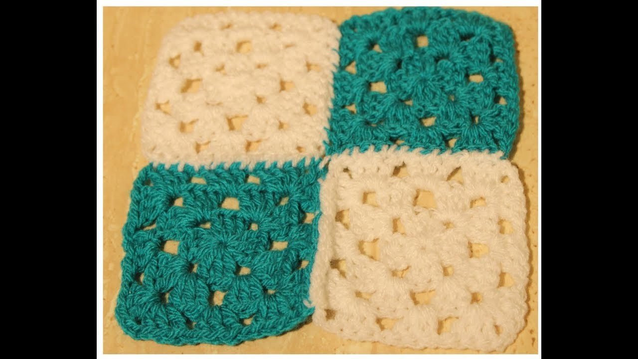 Unirea patratelor. How to join granny square