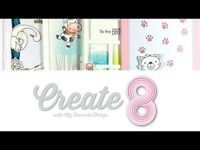 Create8 - February cards Part 1 - Giveaway