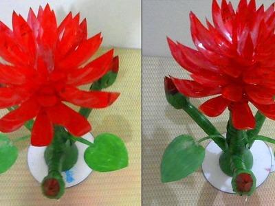 DIY Creative Ways to Reuse | Wonderful flower | Recycle Plastic Bottles
