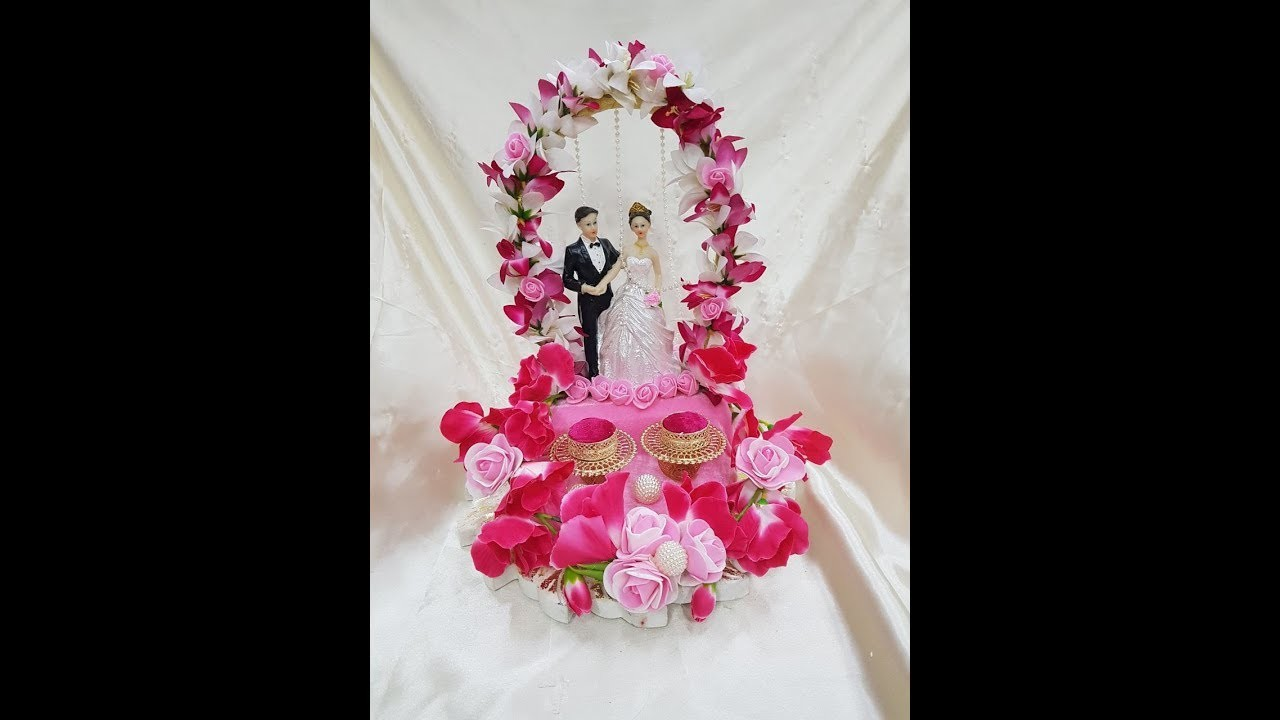 DIY : How to Create Ring Ceremony Platter Instantly