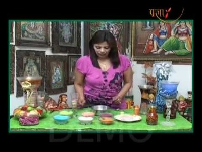 DIY : How to Make Candle by Laxmi Singla