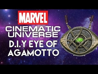 Infinity Collection Episode 5 -     D.I.Y Eye of Agamotto