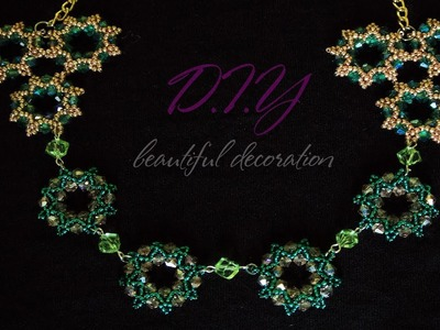 Necklace | How To Make Necklace | DIY | Tutorial | Jewellery Making