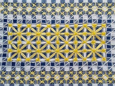 192-Chicken scratch embroidery,part-1(Hindi.Urdu)