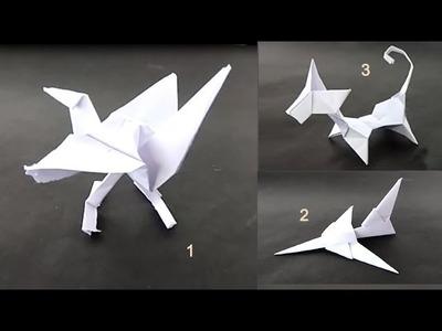 3 Paper toys for children