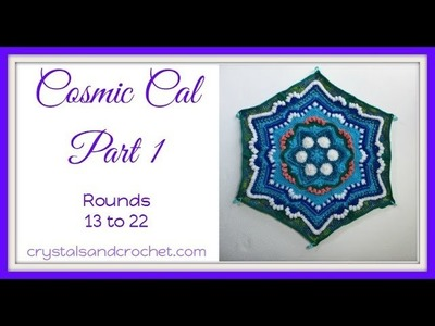 Cosmic cal part 1 rounds 13 22
