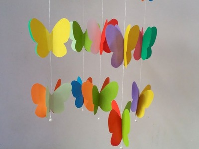 DIY: Wind Chime!!! How to Make Beautiful Wind Chime for Room Decoration!!!