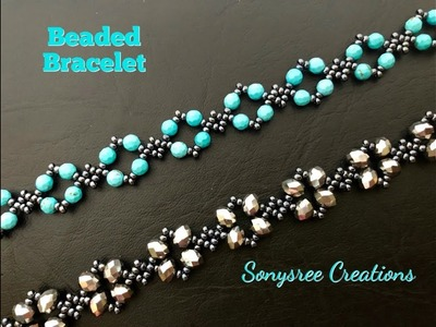 How to make this Dainty Bracelet. Easy Tutorial ????