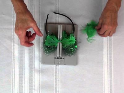 St  Patrick's Day Headband
