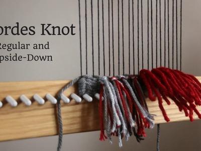 Weaving Technique Samples - Pile Weaving - Ghiordes Knot