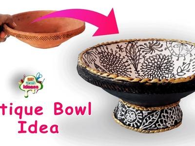 Best Dough #Bowl Decor | Antique bowl idea | diy craft ideas