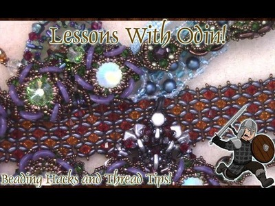 DIY Beading And Jewelry Hacks For the Crafter Who Just Can't Anymore - Lessons With Odin