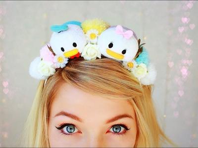 DIY Disney Tsum Tsum Springtime Headband ????