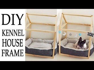 DIY Dog Bed Frame  FAIL??? | DIY Vlog
