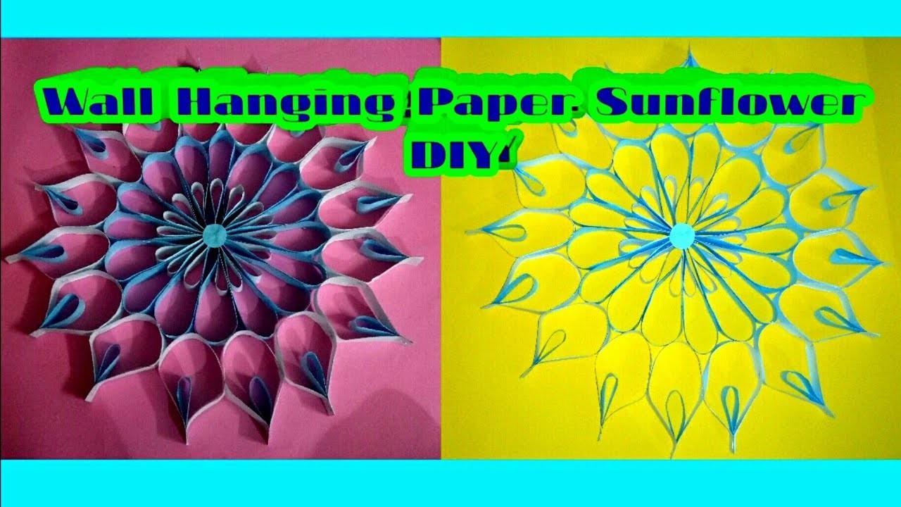 Amazing Paper Wall Decor Diy Image - Art & Wall Decor - hecatalog.info